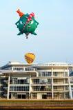 5th Putrajaya hoade luftar ballongfiestaen 2013 Fotografering för Bildbyråer