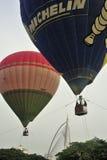 quinti Festa internazionale 2013 del pallone di aria calda di Putrajaya Fotografie Stock