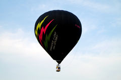 Putrajaya Malezja, Marzec, - 12, 2015: 7th Putrajaya gorącego powietrza Międzynarodowy balon Fiesa w Putrajaya, Malezja Obrazy Stock