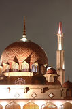 Putrajaya-Moschee Lizenzfreies Stockbild