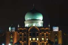 Putrajaya mosque. Landmark in malaysia asian medical female student stock images