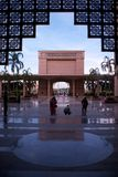 Putrajaya mosque, Kuala Lumpur, Malaysia. Royalty Free Stock Image
