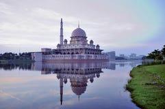 Putrajaya Mosque Malaysia Stock Photos