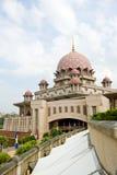 Putrajaya Mosque Malaysia Stock Image