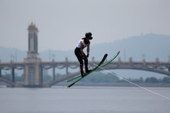 Putrajaya Nautique Ski & Wake Championships 2014 Royalty Free Stock Images