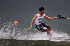 Putrajaya Nautique Ski & Wake Championships 2014 Stock Photography