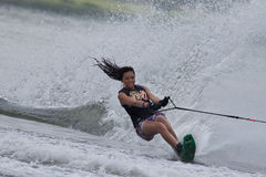 Putrajaya Nautique Ski & Wake Championships 2014 Stock Photo