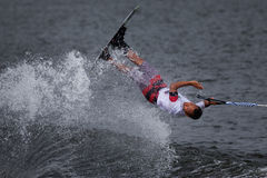 Putrajaya Nautique Ski & Wake Championships Royalty Free Stock Photo