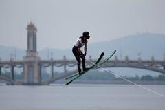 Putrajaya Nautique skidar & vaknar mästerskap 2014 Royaltyfria Bilder