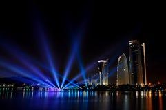 Putrajaya nocy widok Zdjęcie Stock