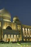Putrajaya pałacu sprawiedliwości Obrazy Royalty Free