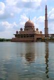 Putrajaya putra mosque Stock Images