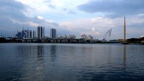 Putrajaya. It is taken in Putrajaya, Malaysia Royalty Free Stock Photos