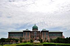 Putrajaya urząd premiera Zdjęcia Stock