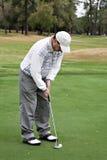 Putt la Floride de golf photos libres de droits
