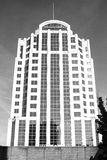 Putten Fargo Tower Building, Roanoke, Virginia, de V.S. Stock Foto's