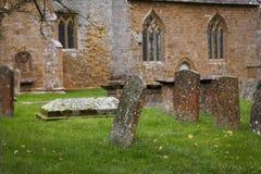 Puttenham St John the Baptist church in England Royalty Free Stock Photography