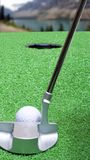 Putter Stock Images