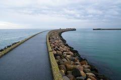 Puttgarden-Hafen Lizenzfreie Stockfotos