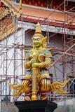Putthaisawan Temple  at Ayuttaya Royalty Free Stock Photo
