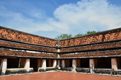 Putthaisawantempel Ayutthaya, Thailand Royalty-vrije Stock Afbeelding