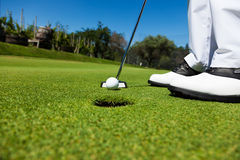 Putting Green Stock Images