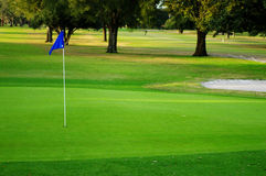 Free Putting Green Royalty Free Stock Photography - 502907