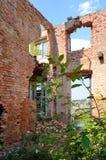 Puttkamer palace in Karzniczka, Poland Royalty Free Stock Images