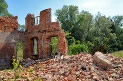 Puttkamer palace in Karzniczka, Poland Royalty Free Stock Photography