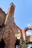 Puttkamer palace in Karzniczka, Poland Royalty Free Stock Photos