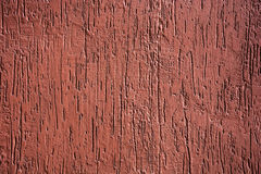 Putty in red color. Royalty Free Stock Photography