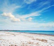 Putzu idu beach Royalty Free Stock Photography