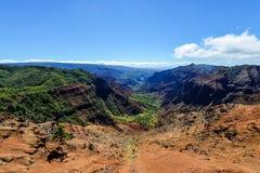 Puu Hinahina, Kauai Hawai Fotografia Stock