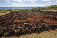 Puu O Mahuka Heiau Royalty Free Stock Photo
