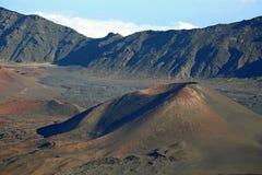 Puu O Maui cinder cone Stock Image
