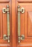 Puxadores da porta Imagem de Stock