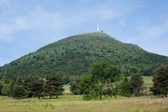 Puy de dome Image stock