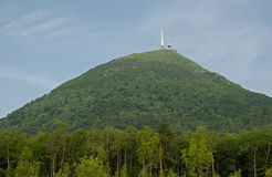 Puy de Dome, France Stock Photo