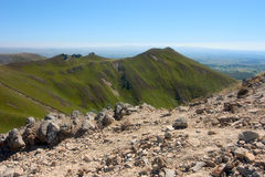 Puy de Sancy 06 Royalty Free Stock Photos
