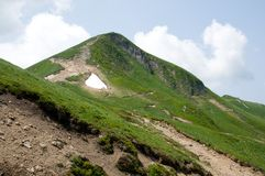 Puy de Sancy, France Photo stock