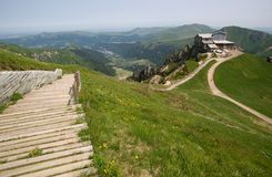 Puy de Sancy, France Royalty Free Stock Photo