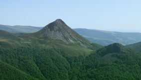 Puy Griou Royalty Free Stock Image