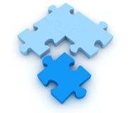 Puzzel vector illustratie