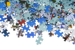 Puzzle Stock Images