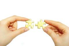 Free Puzzle Stock Image - 12489151