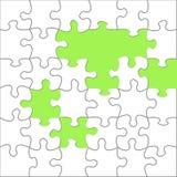 Puzzle Stock Image
