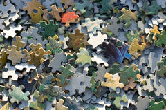 Puzzle Royalty Free Stock Photo