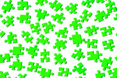 Puzzle Photographie stock