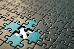 Free Puzzle Stock Image - 17878841