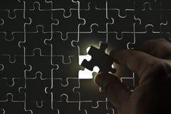 Puzzle images libres de droits